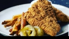Flavorz offers fish, chicken, homemade cakes