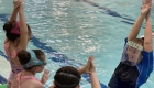 Babies, kids can learn to swim at Hubbard