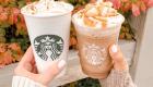 Fall into seasonal drinks at Starbucks
