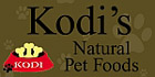 Kodi's Natural Pet Foods