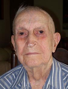 Vaughn Sears, age 101