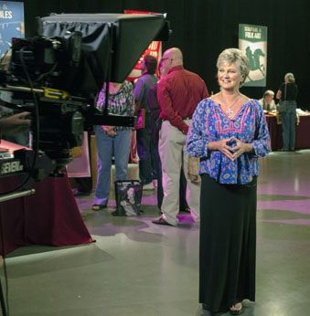 """Longtime Valley radio show personality Beth McDonald will continue on as host of """"Arizona Collectibles,"""" which currently is looking for collectors to apply to appear on Season Two; the application deadline is April 1 (submitted photo)."""