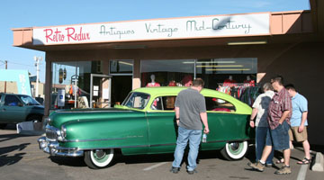 The M7 Street Fair returns this year with the popular Chester's Classic Car Show, started more than a decade ago by Bill and Gwen Chester, former owners of Chester's Garage—now Chester's Automotive Repair (submitted photo).