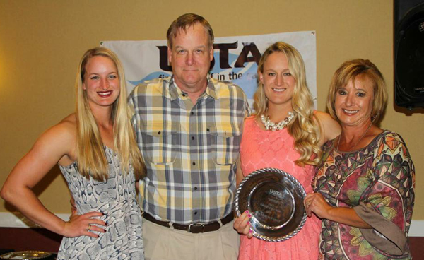 Xavier College Preparatory varsity tennis coach Laurie Martin