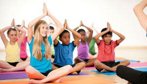 yoga for kids and a disneythemed event  north central news