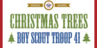 Boyscouts Troop 41 Christmas Trees